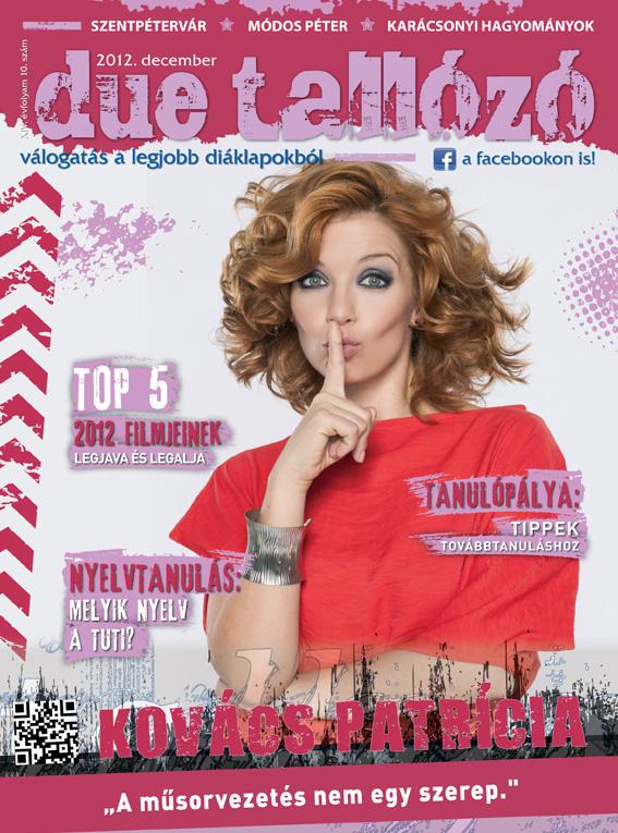 DUE Tallózó 2012. december